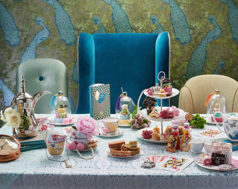 Tea Parties In Wonderland