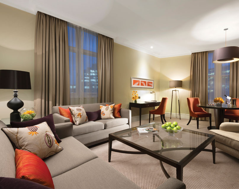 2 bedroom suites in central london the falconers townhouse - London hotel suites with 2 bedrooms ...