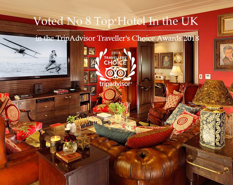 Taj 51 Buckingham Gate Suites and Residences in London
